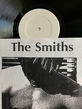 THE SMITHS -Debut LP- Very Rare UK Test Pressing LP +Press Release