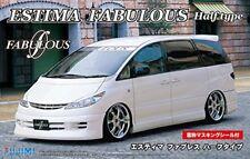 Fujimi Id71 Toyota Estima Fabulous Half Type Plastic Model Kit from Japan New