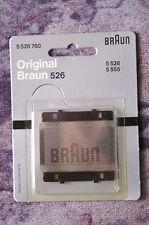 Original BRAUN Scherblatt Typ 526  5526760  OVP NEU
