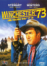 Winchester '73 (1950) - James Stewart, Shelley Winters - DVD NEW