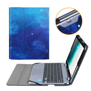 """Sleeve Case for 12.2"""" Samsung Chromebook Plus V2 XE520QAB Protfolio Book Cover"""