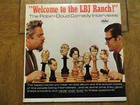 Earle Doud & Alen Robin – Welcome To The LBJ Ranch! - 1965 Vinyl LP VG+/VG+!!!