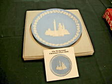 "Wedgwood Christmas plate year 1970 ""Christmas in Trafalgar Square"""