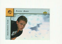 7 count lot 1992/93 Upper Deck Pavel Bure Euro-Rookie Team Insert cards!
