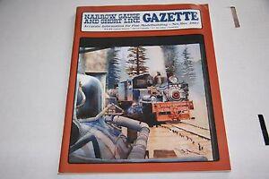 NARROW GAUGE & SHORT LINE GAZETTE ISSUE 11/12 2007   EXCELLENT