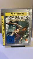 Uncharted: Drakes Schicksal - Platinum PS3 Spiel *NEU & OVP* *BLITZVERSAND*