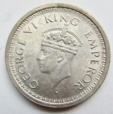 British India 1944-B Rupee George VI Bombay Mint