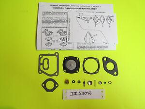 Toro S200 Snow Thrower 38030 38xxx Series Techmseh AH520 Series 1583 Carb Kit