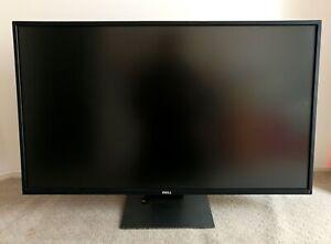 Dell 43 inch Ultra HD 4k Multi Client Monitor P4317Q