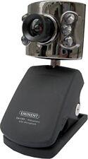 Ewent Webcam 16mpx con Microfono USB 2.0