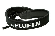 Neoprene Camera Neck Strap / Shoulder Belt for FUJIFILM DSLR Camera