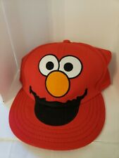 Sesame Street Elmo Hat Size 7 1/2. Pre-owned