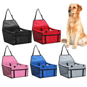 Travel Dog Car Seat Cover Folding Hammock Pet Carriers Bag Carrying For Anim gk