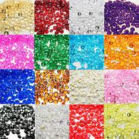 Confetti Diamond Shape Wedding Tabletop Crystal Scatter Gems Acrylic 6.5mm 1CT