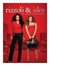 Rizzoli & and Isles: The Complete Sixth Season 6 DVD New