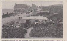 1908  --  LES MAISONS D EQUIHEN EN COQUES DE BATEAU   3I307