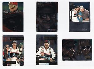 1995 Action Packed Country SILVER SPEED PARALLEL #11 Dale Earnhardt BV$9 ONECARD