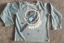 Age 18- 24 Month Long Sleeve Bug Expert Top