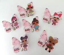 Lol sorpresa 3d Mariposa Hair Clips. lol Muñeca Niños Hair clips, Lol sorpresa