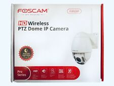 Foscam FI9928P HD WLAN IP Camera, white, Boxed