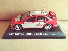 MITSUBISHI LANCER WRC IXO MODELS SCALA 1/43