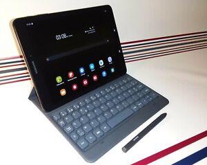 Samsung Galaxy Tab S3 Tablet 32GB RAM 4GB Wi-Fi 9.7 SM-T820 Black AMOLED Display