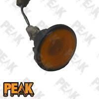 MX5 Mk1 Mk2 Single Orange Circular Side Indicator Repeater