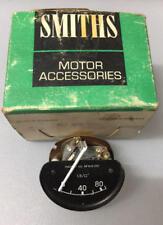 BP8101/01 MOLTO RARA ORIGINALE Smiths XJ6 MANOMETRO PRESSIONE OLIO nn.