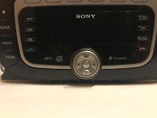 Ford Focus MK2 Sony 6000CD