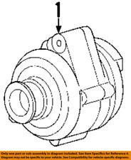 JAGUAR OEM 02-08 X-Type-Alternator C2S3710