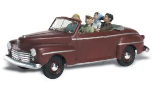 Woodland Scenics ~ N Scale Vehicle ~ Sunday Drive ~ AS5334