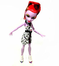Monster High Dolls ROLLER SKATING toy action figure Girls Horror Gothic