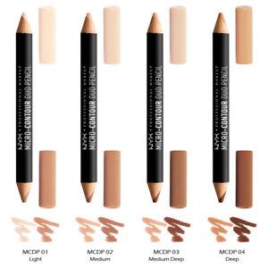 "1 NYX Micro Contour Duo Pencil - MCDP ""Pick Your 1 Color"" *Joy's cosmetics*"