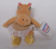 The Disney Store Fantasia Hippo Bean Bag-Beanie