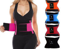 US Xtreme Power Belt Hot Slimming Fajas Sport Body Shapers Waist Trainer Trimmer
