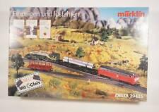 Original Märklin H0 Delta 29425 Zugpackung + Thalbach Bahnhof + Dokumente