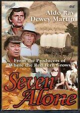 Seven Alone DVD 2002 Dewey Martin Aldo Ray Earl Bellamy Family Survival NEW