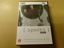 3-DISC DVD / SPOOKS - SERIE 1 ( BBC )