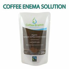 ORGANIC FAIRTRADE COFFEE ENEMA SOLUTION LIGHT GOLDEN AIR ROAST - 7 DAY - GERSON