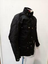 Mens Brand New With Tags XL/46 Black Tuzo Motorcycle Jacket TZ # Wax #900