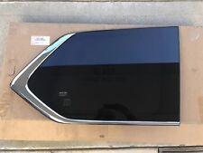 LEXUS LX570 PASSENGER SIDE REAR QUARTER PANEL WINDOW GLASS RIGHT OEM 2016-2019
