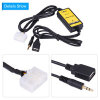 Connects2 ctamsusb001 Smart Fortwo 99 /& gt Usb Sd Aux en coche Interface Adaptador