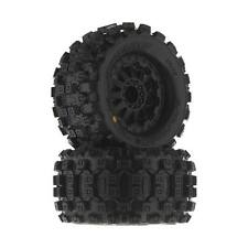"Pro-Line Badlands MX28 2.8"" Tires Mounted F-11 Wheels Jato Stampede Rustler PRO"