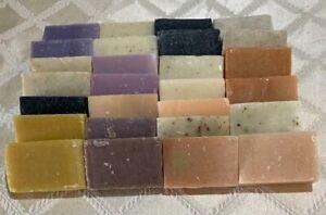1.8kg Traditional Natural Handmade Soap Variety Medium Sized Off Cuts £20.00!!!!