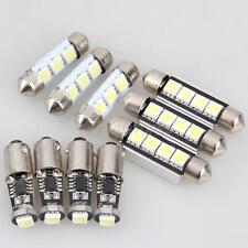10Pcs High Power White LED Error Free Interior Light Kit for Bmw E39  hv2n