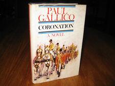 CORONATION ~ Paul GALLICO SUPERB 1st HbDj 1962.   IN MELB