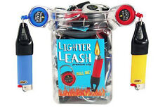 30 Lighter Leash Premium new leashes wholesale clip for Bic holder *Lot Of 30*