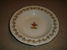 """Wedgwood Orleans Soup Bowl-Bone China Made In England-8"""" Across-Lovely Bowl"""