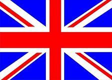 Computer laptop Vinile Copertura UNION JACK UK bandiera adesivo etichetta grafica