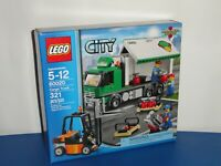 NEW LEGO City 60020 Cargo Truck Factory Sealed Box Retired